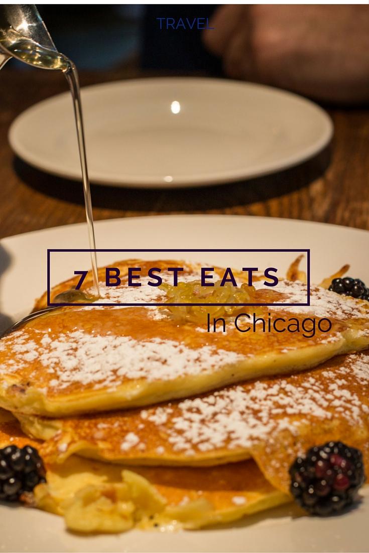 Best eats in Chicago