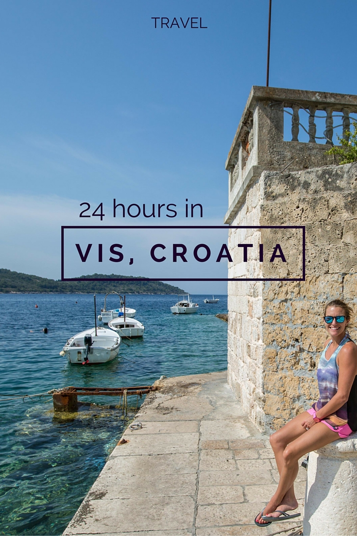 Exploring Vis and the Blue Caves in Vis Croatia