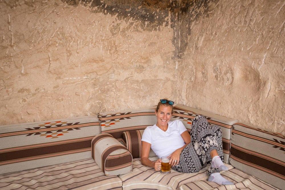 Cave Bar Petra