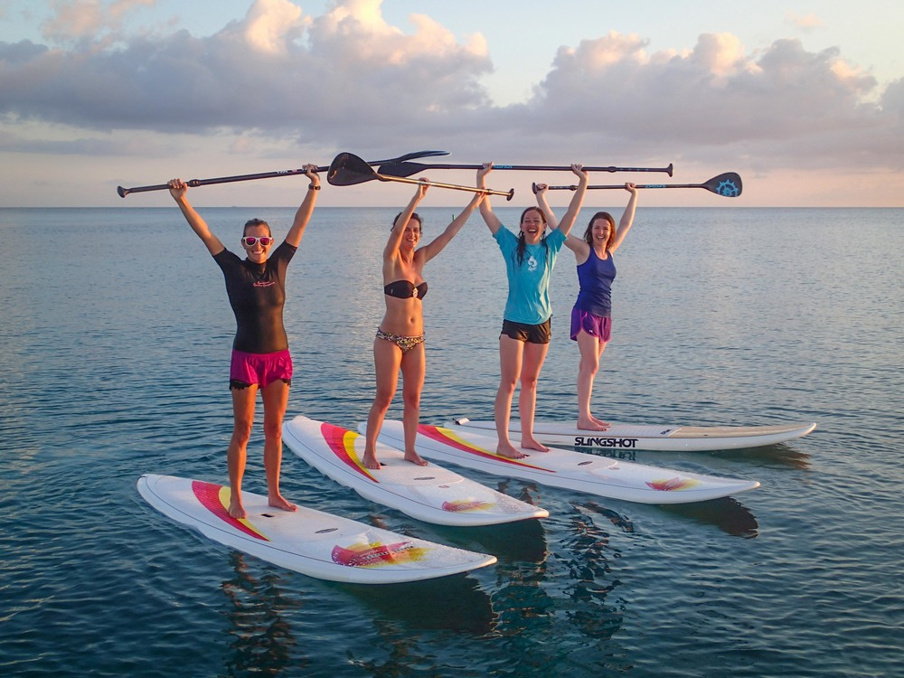 paddle fit cayman