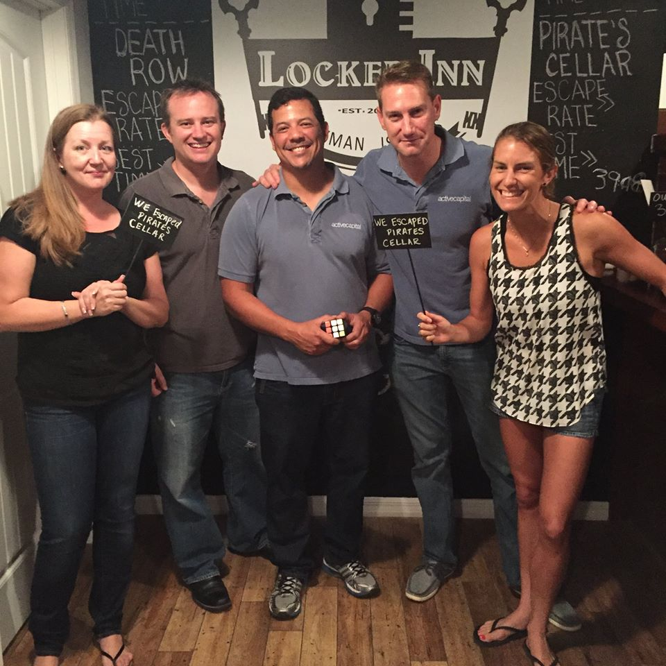 locked inn cayman