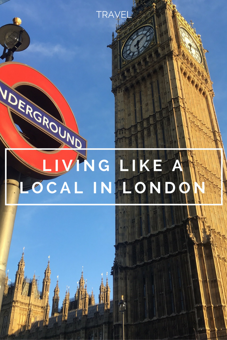 A guide to London