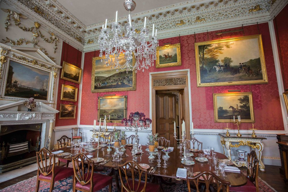 dining room castle howard caribbeansnowflake.com