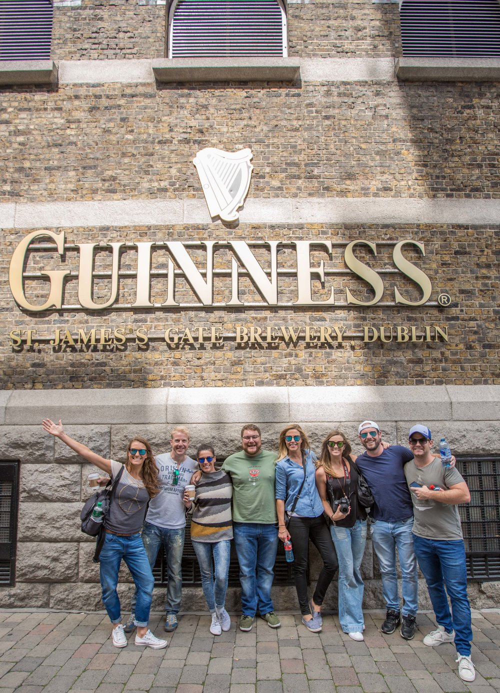 Guinness Storehouse experience www.caribbeansnowflake.com