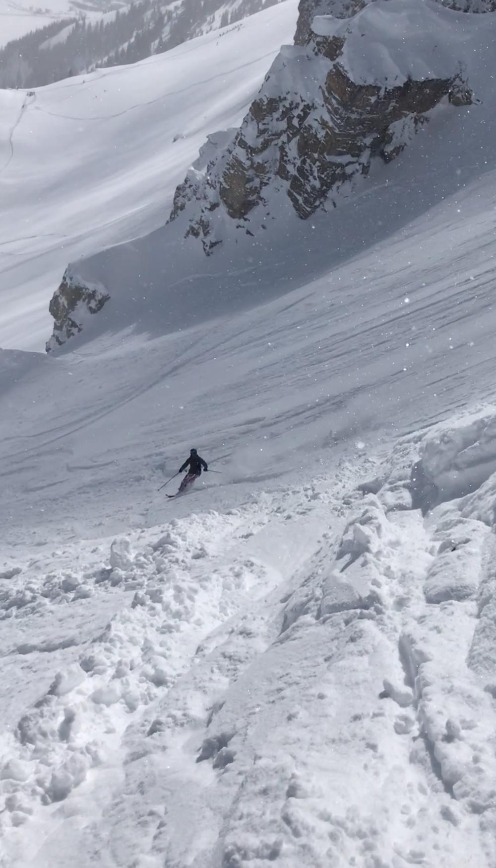 guide to backcountry skiing Jackson hole