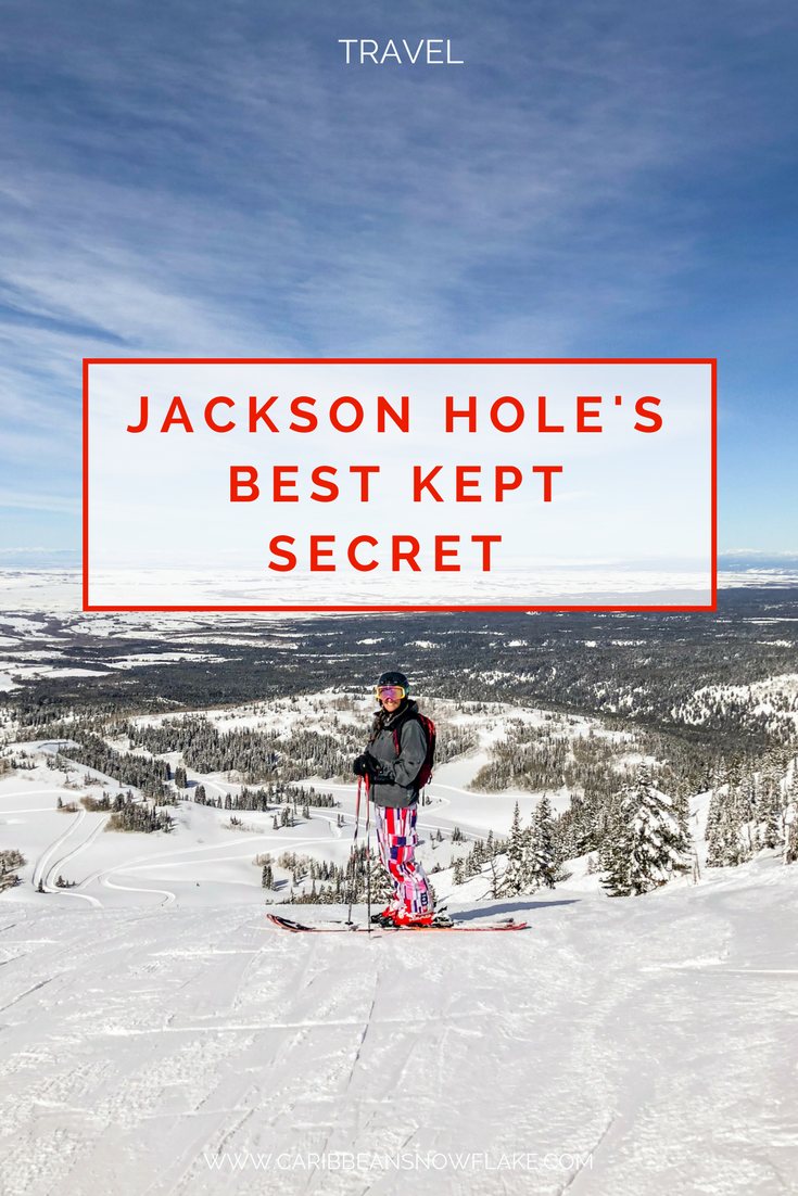 Jackson Hole's best kept secret