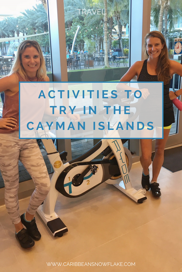 Activities to try in the Cayman Islands if you are into fitness
