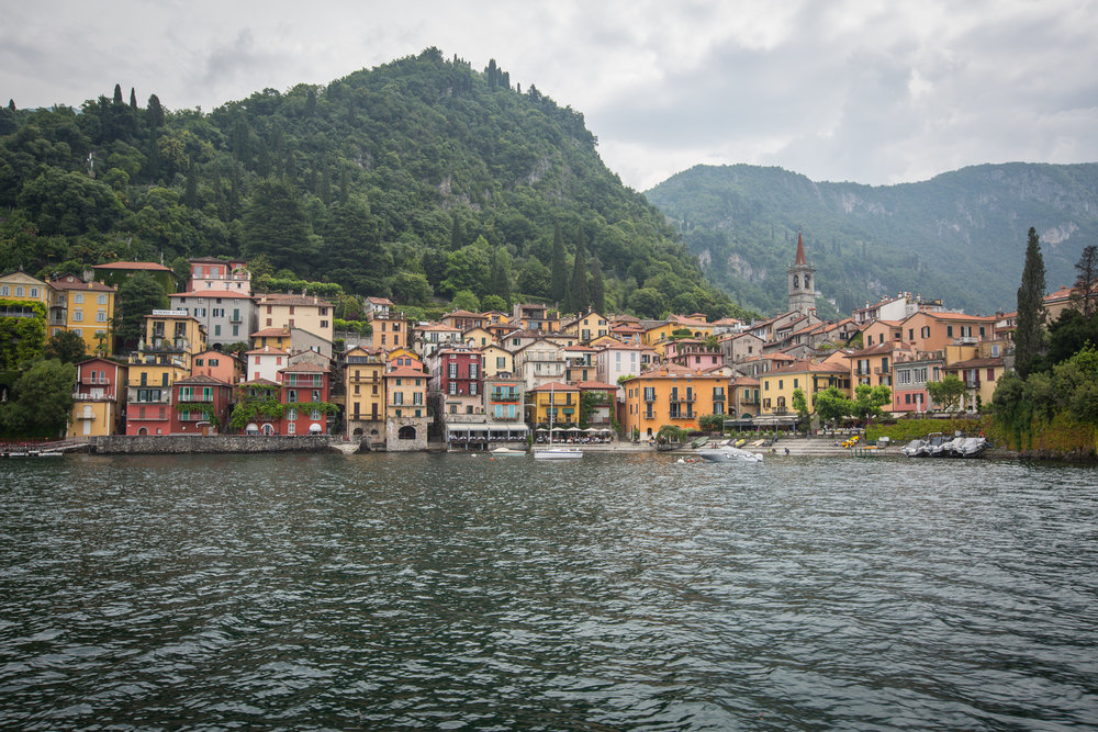 The town of Varenna, Lake Como www.caribbeansnowflake.com.jpg