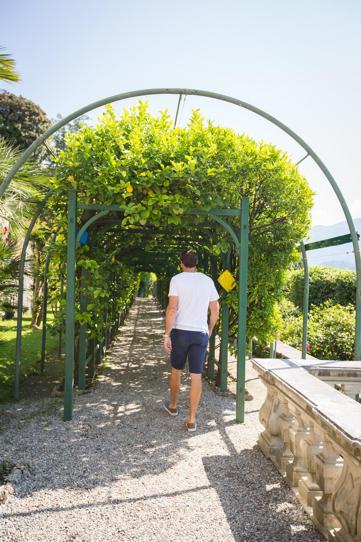 The gardens of Villa Carlotta -  www.caribbeansnowflake.com.jpg