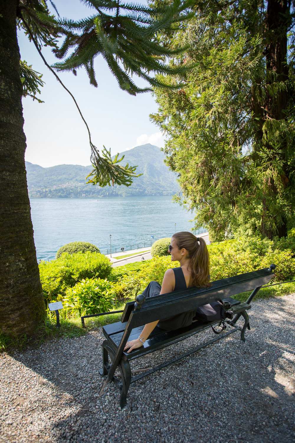 View of Lake Como from Villa Carlotta www.caribbeansnowflake.com.jpg