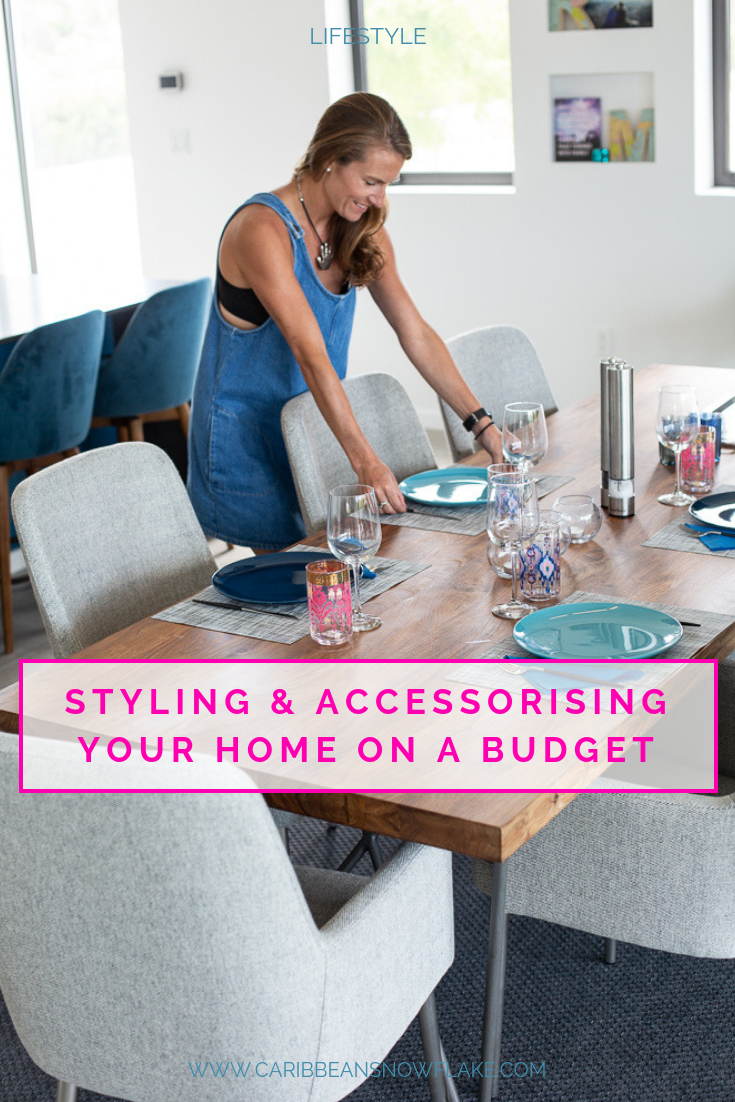 Styling your home on a budget and a huge HomeSense haul. Full home accessories guide on www.caribbeansnowflake.com.png