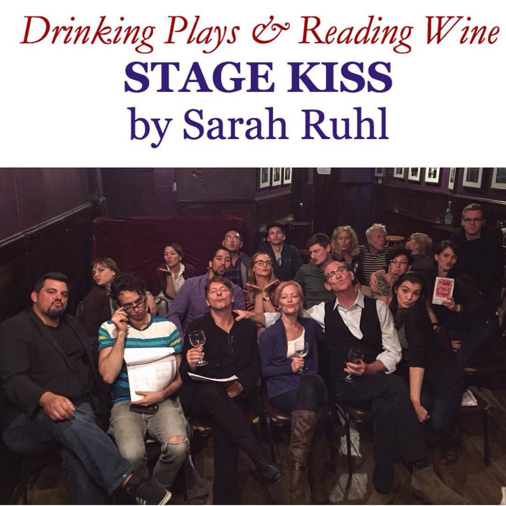 21. STAGE KISS by Sarah Ruhl