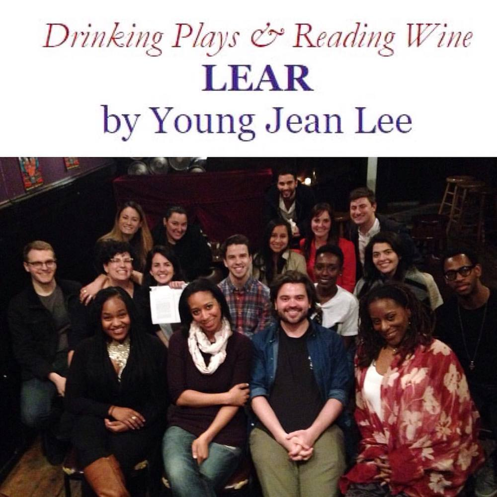 24. LEAR by Young Jean Lee