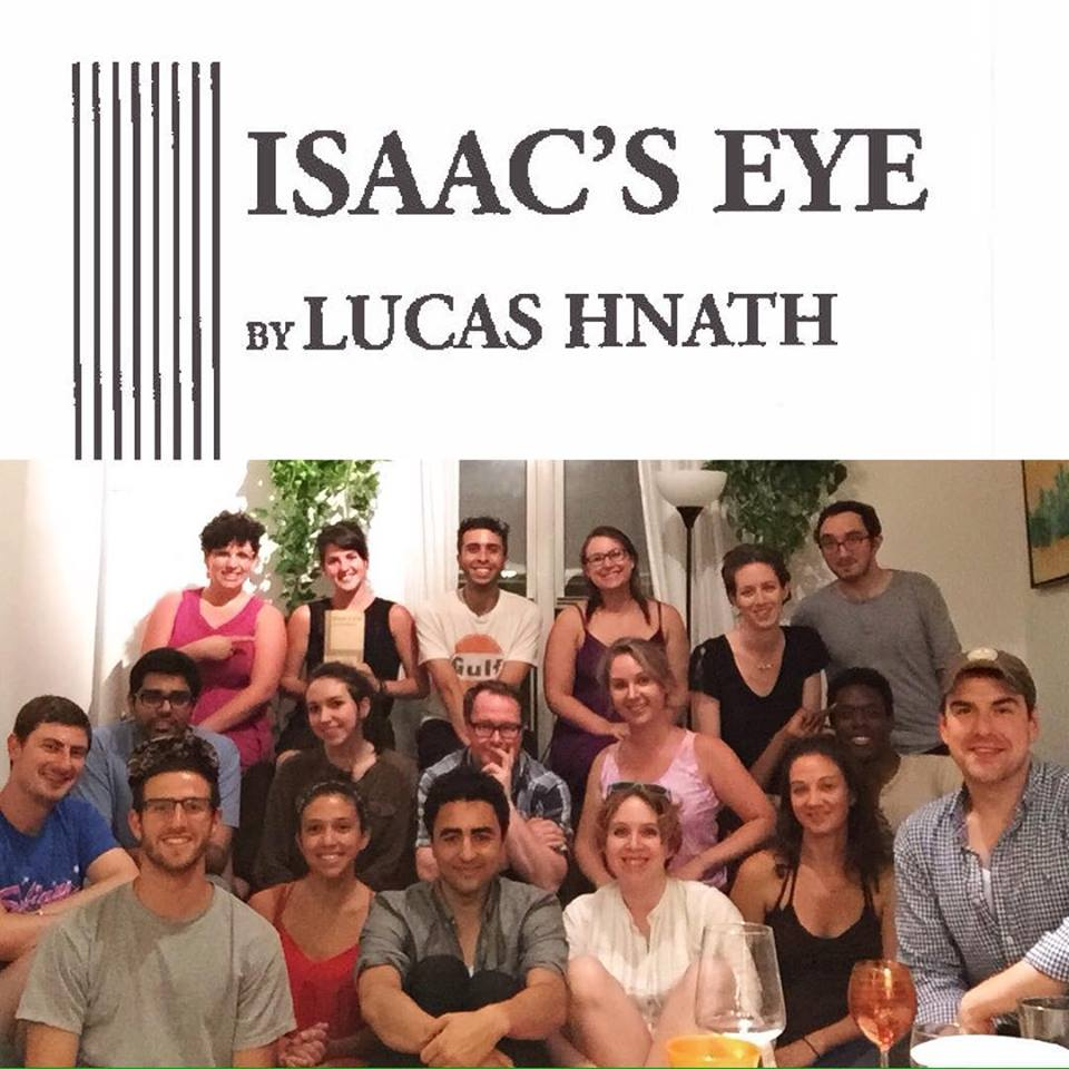18. ISAAC'S EYE by Lucas Hnath