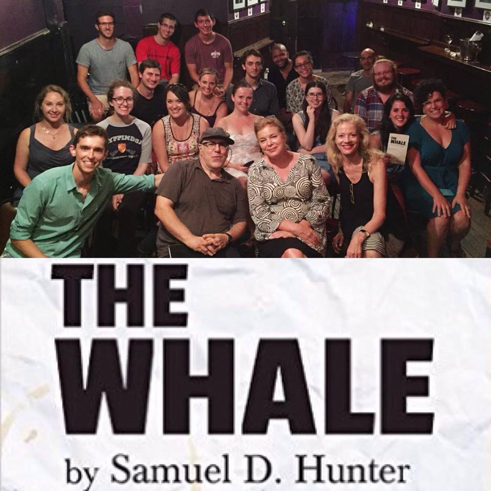 19. THE WHALE by Samuel D. Hunter