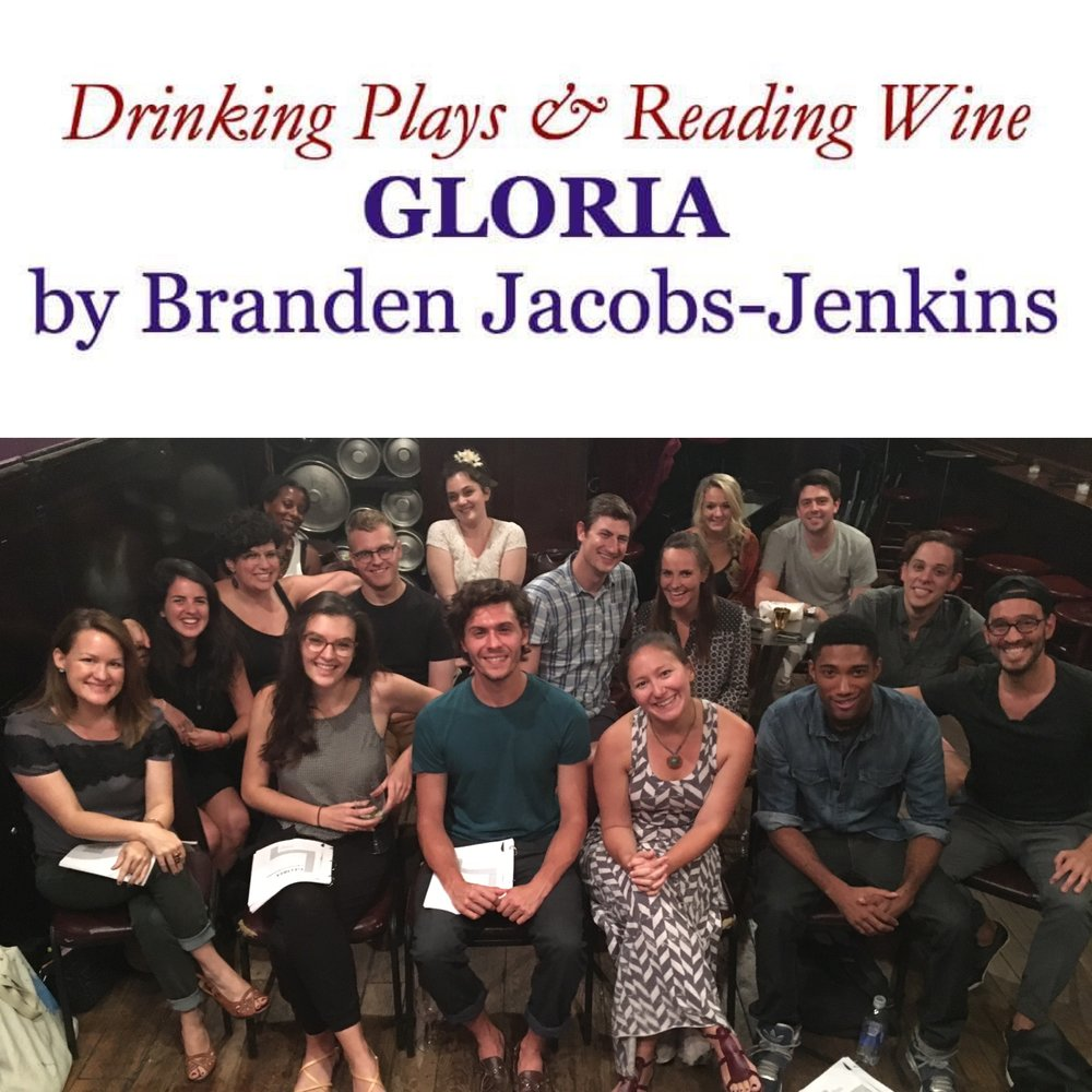 27. GLORIA by Branden Jacobs-Jenkins