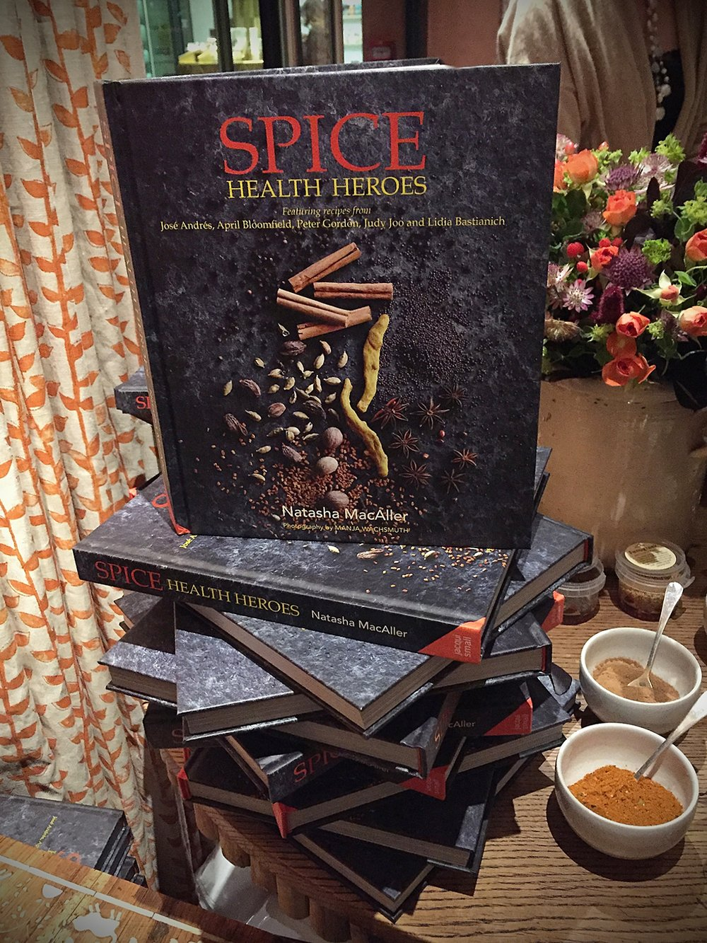 Spice Health Heroes will be available October 20, 2016. Pre-order your copy now!