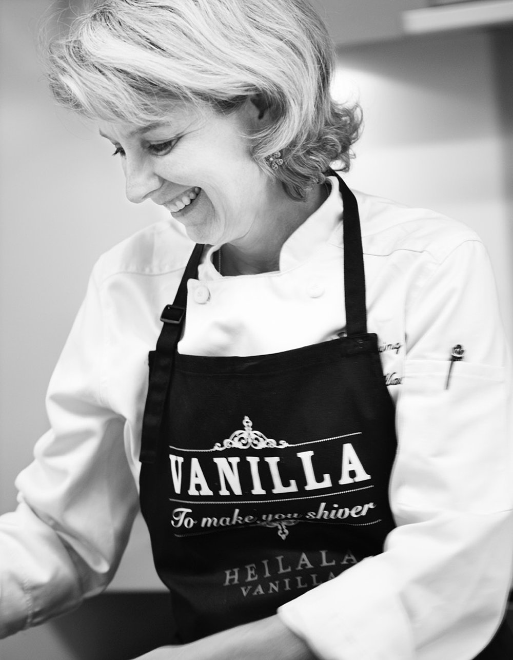 Chef Natasha MacAller; Photo by Manja Wachsmuth