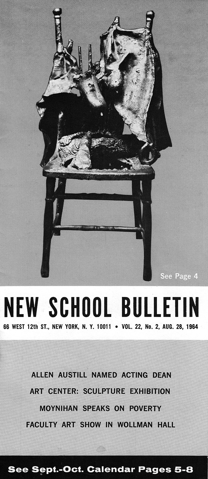 1964 Exhibition - New School - pg 1.jpg
