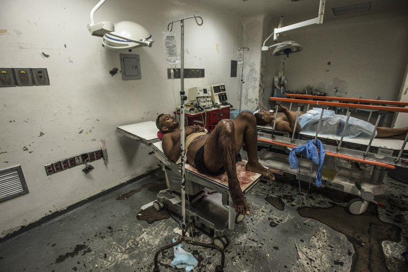 Venezuela healthcare crisis