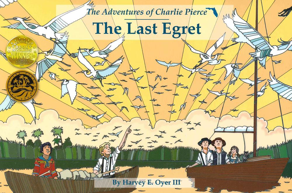 The Last Egret