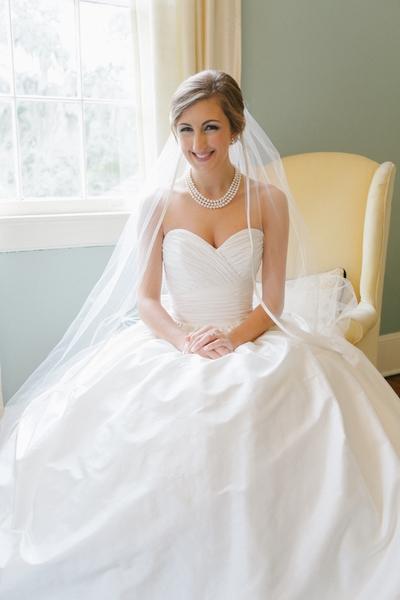 22f984974be4dd1c82afbe2a9a869f14 12728792 10153494292702198 5758334640783571703 N 03b Sweetheart Neckline Wedding Dress Pearl Necklace Bridal