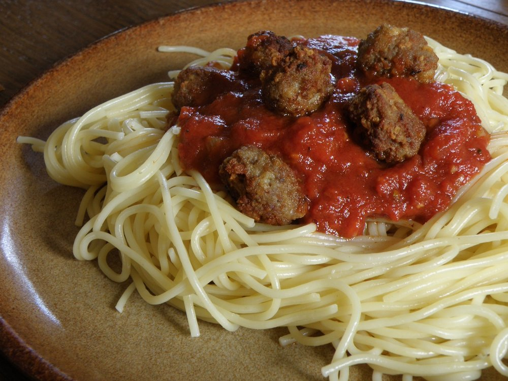 These Johnsonville meatballs are soy-free! - IMAGE VIA PIXABAY