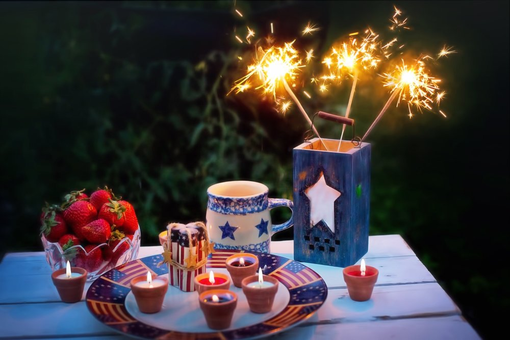 Have fun on the 4th without needing to worry about what you can and cannot eat! - IMAGE VIA PEXELS