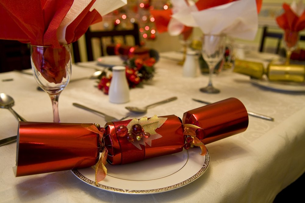 Christmas dinner was less stressful because we were able to be flexible and simple with soy-free options - IMAGE VIA PIXABAY