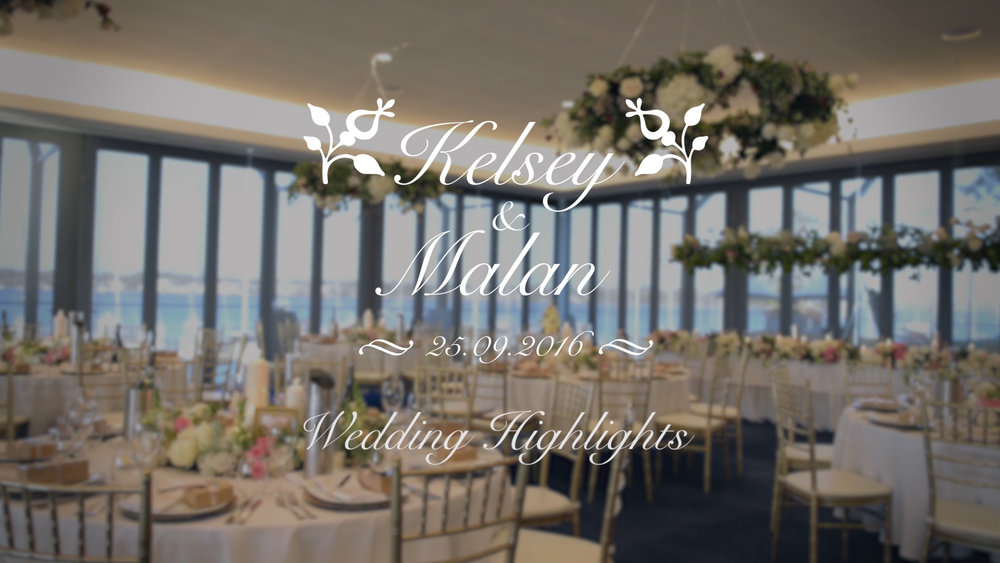 Kelsey and Malan Wedding Highlights
