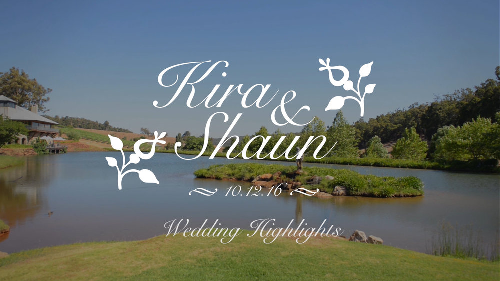 Kira and Sean Wedding Highlights