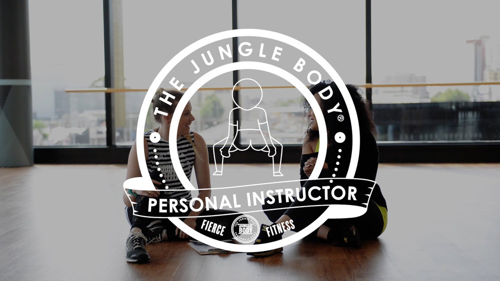 The Jungle Body - Personal Instructing Promo 1