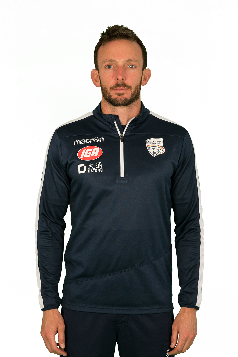 Greg King High Performance Manager for Adelaide United Football Club
