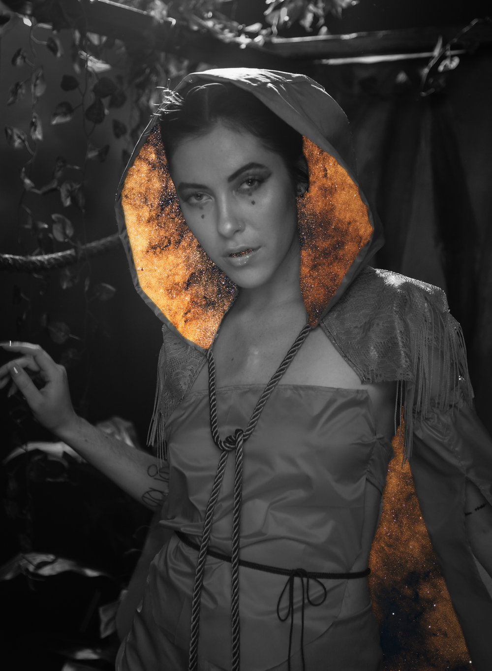 Vivian Firebender EP warrior queen