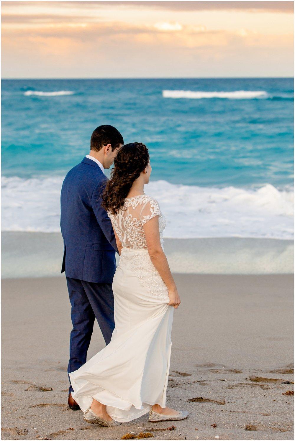 Wedding Photography at Jupiter Beach