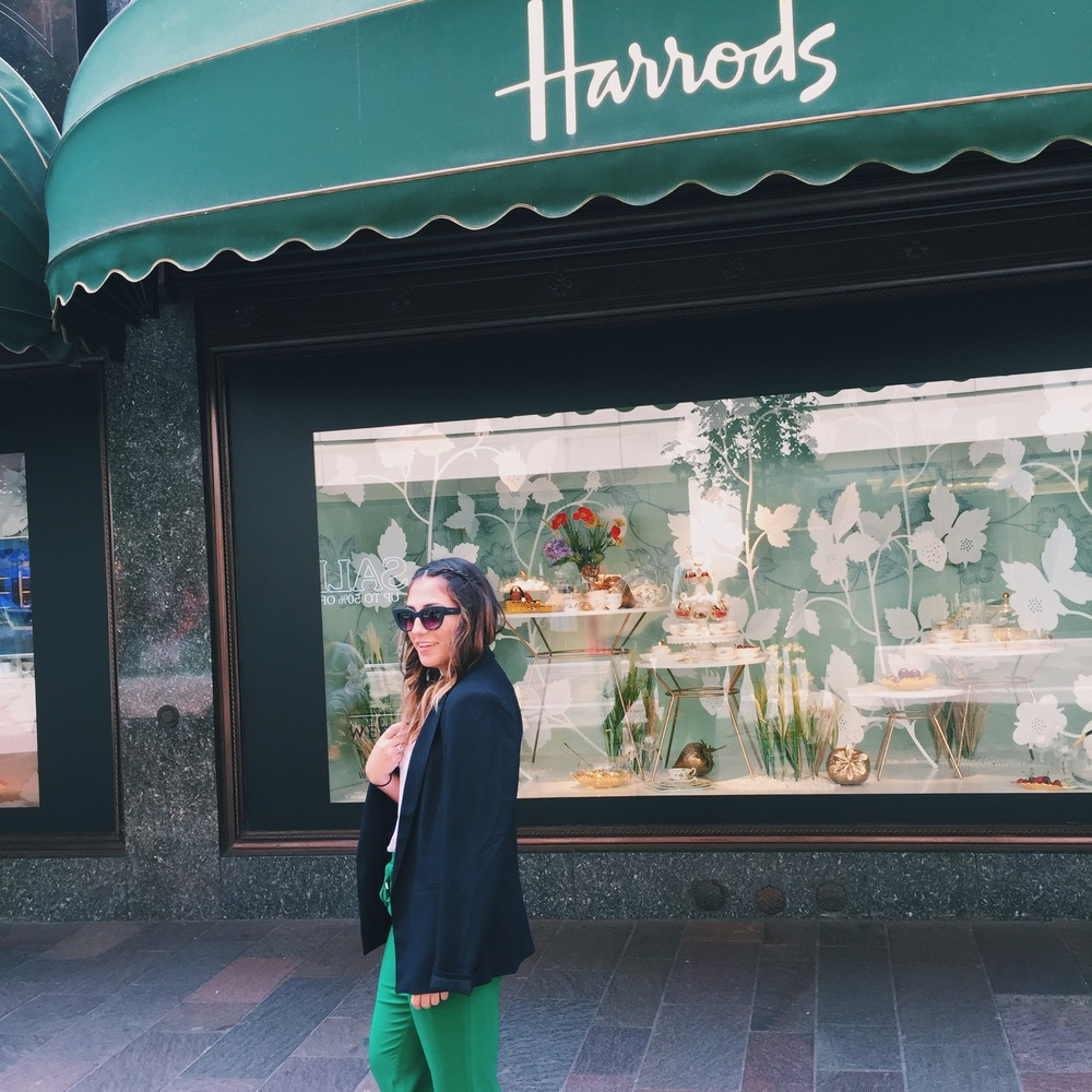 Matcha Had Harrods