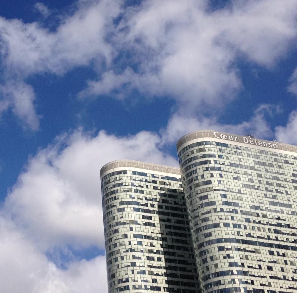 Tall buildings in Defense