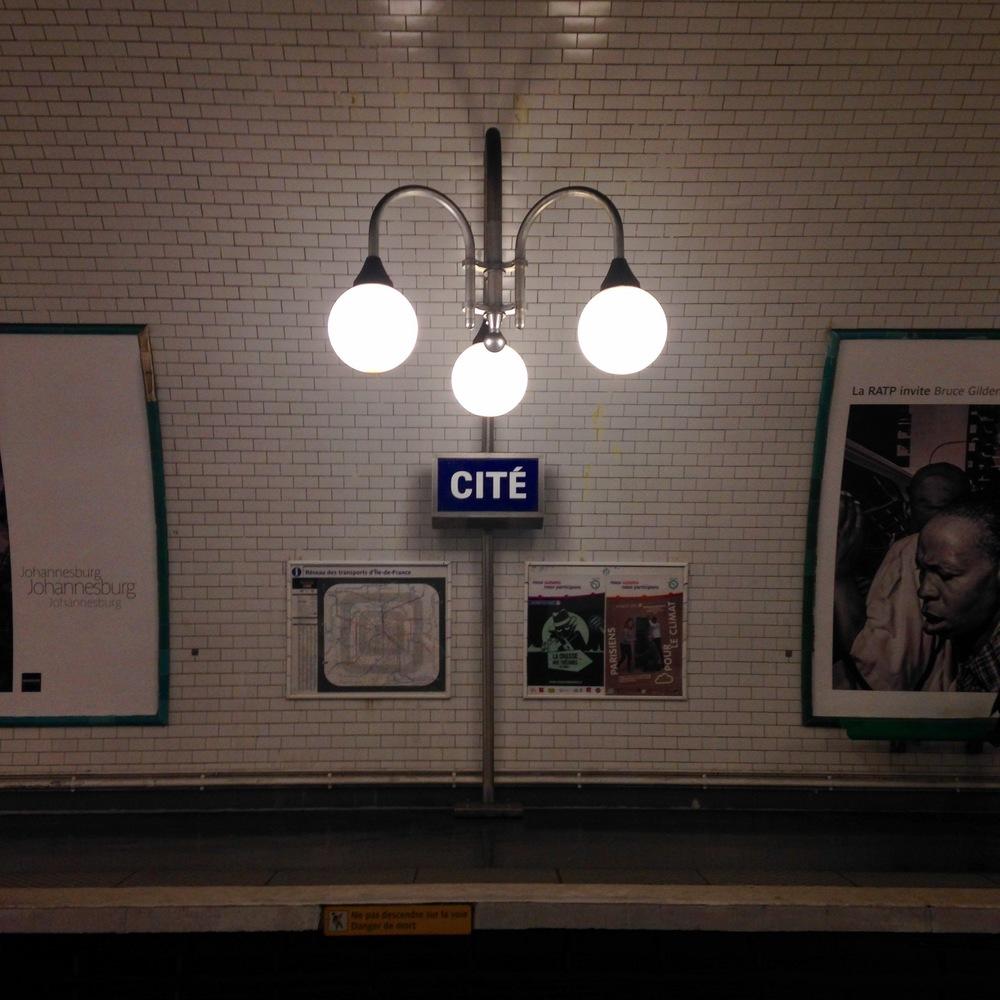 Metro aesthetic