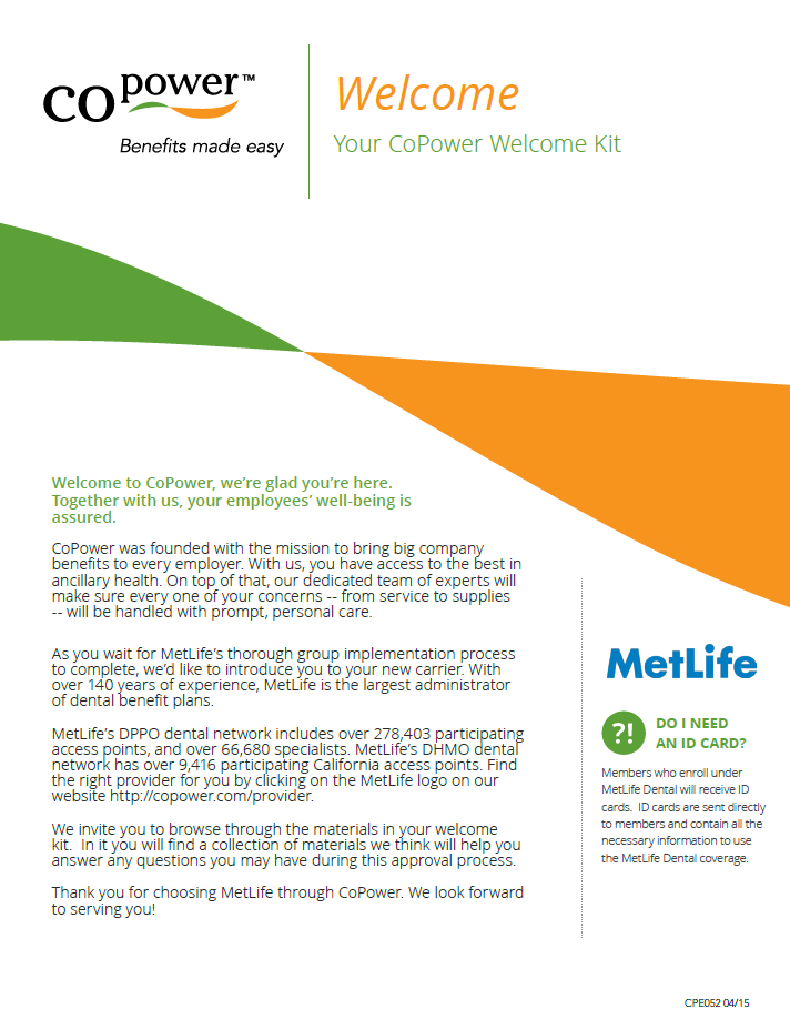 MetLife Welcome Onboarding.PNG