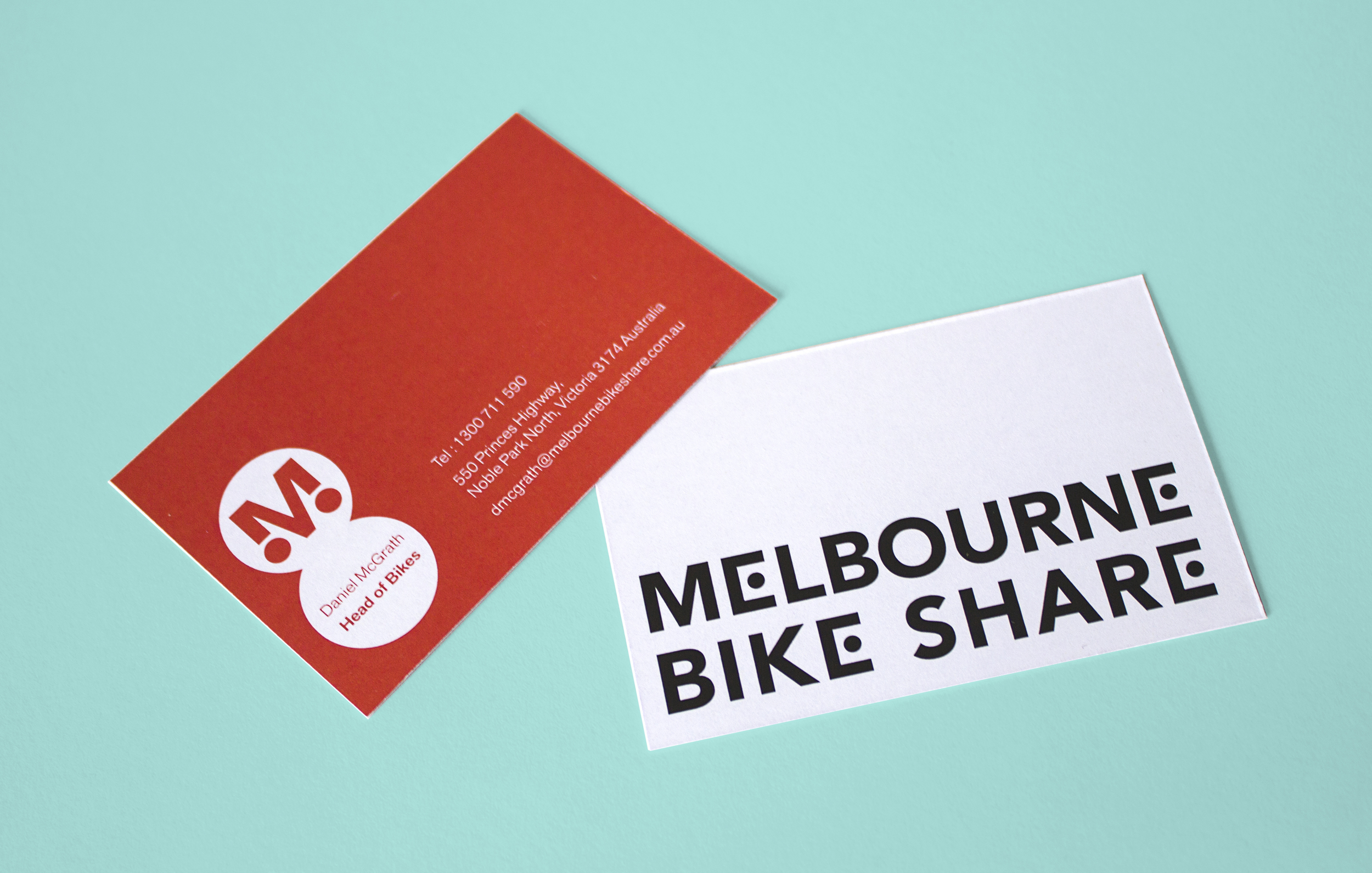Melbourne Bike Share — charlieden