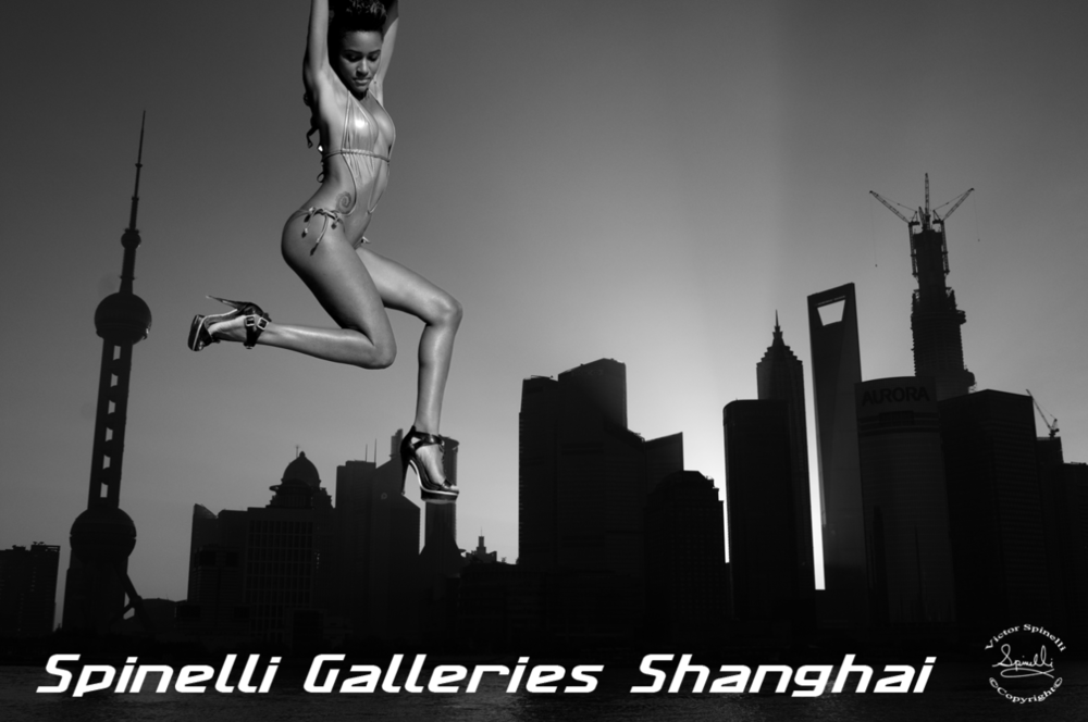 SPiN Galleries Shanghai. Come visit us. Tianzifang. Taikang Lu. No 48. Lane 248/210. Luwan District. Shanghai, China