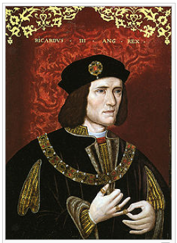 Exhumation of Richard III    http://en.wikipedia.org/wiki/Exhumation_of_Richard_III