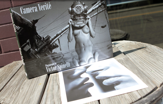 A limited run of my book with a signed print is starting in 15m.   http://1xrun.com/runs/Camera_Verite
