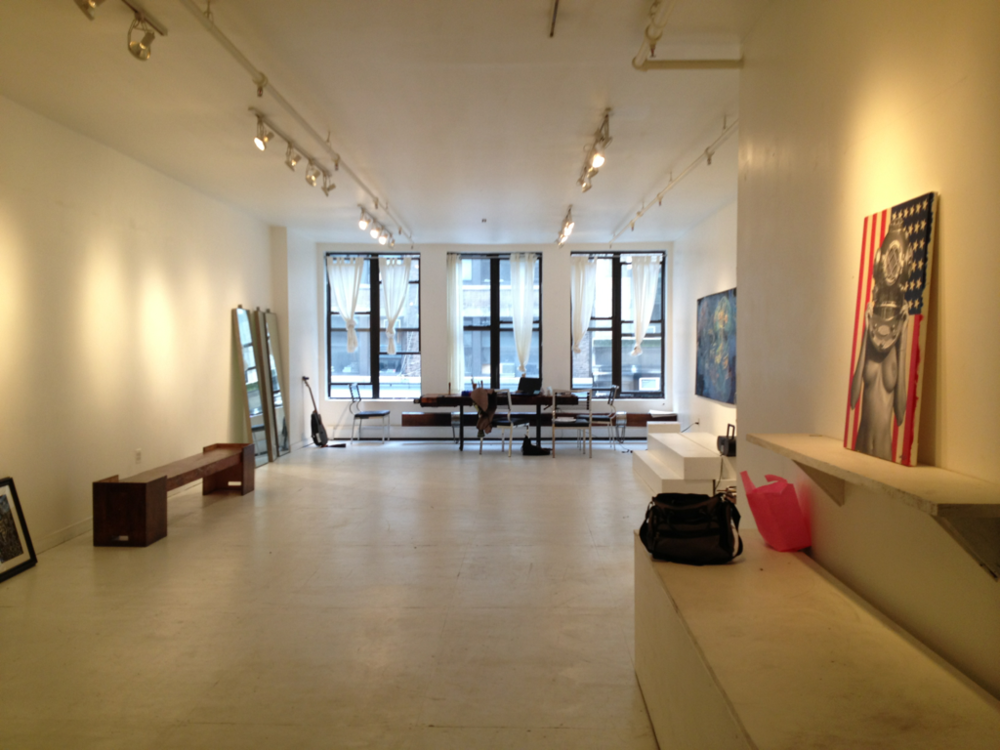 The new Dreemz & Co Gallery (Jinn Gallery representing my work. 113 W 27th St. 2nd Floor. NYC