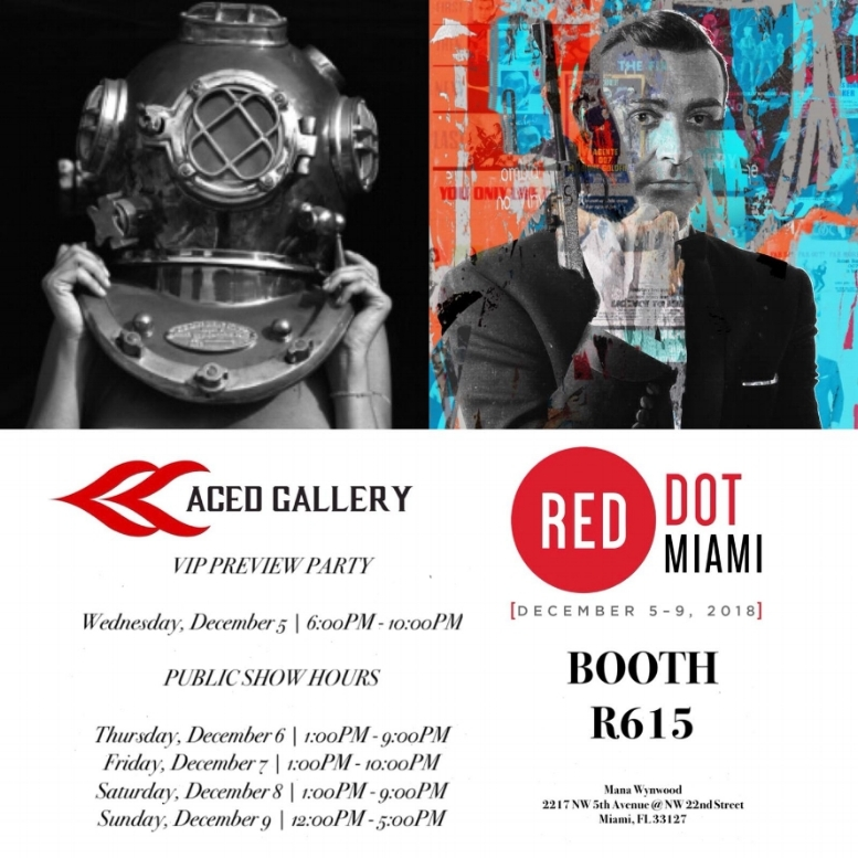 Victor Spinelli-Red Dot Art Fair-Diver UP-Miami-Art Basel-FIne Art.JPG