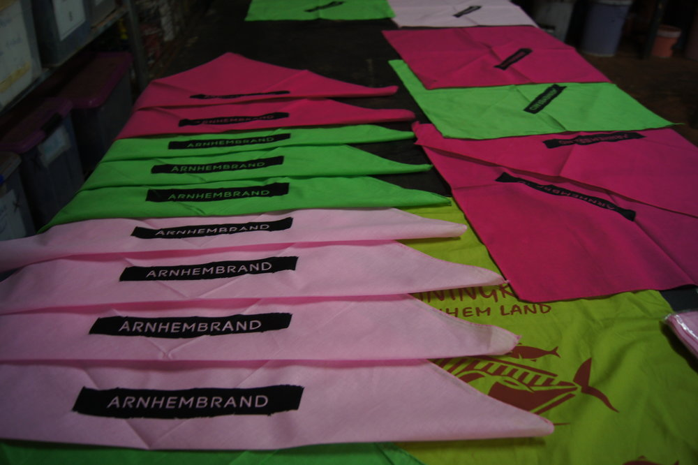 Arnhembrand bandanas. Photo Laura Boynes.JPG