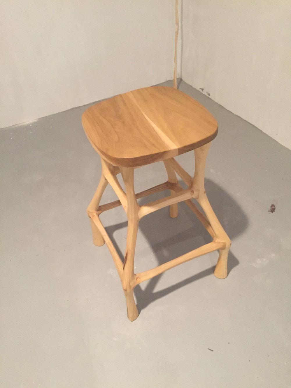 deer leg stool poplar.jpg
