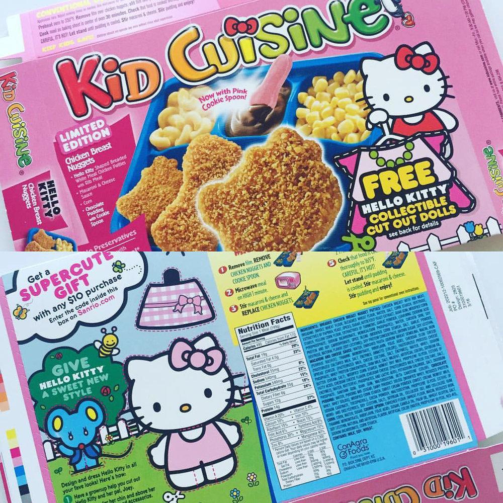 Hello Kitty Kid Cuisine : Sanrio, Inc