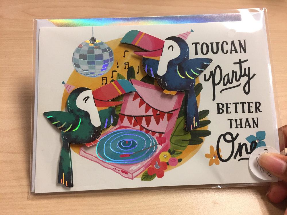 Toucan Party : Punch Studio