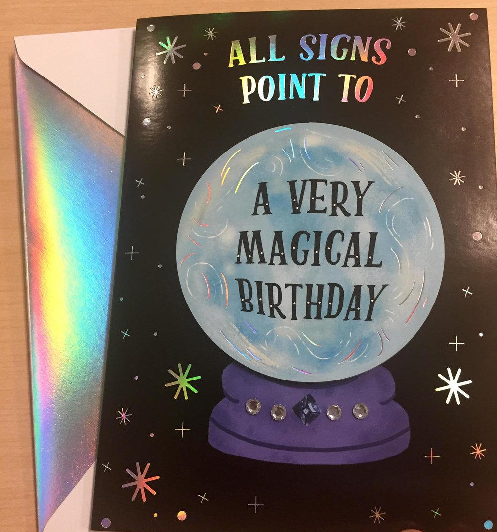 Magical Birthday : Punch Studio